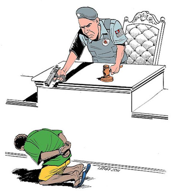 9dab746e0ea Como se comportar durante uma abordagem da Polícia Militar  – Manual de  sobrevivência do Policial Civil e dos cidadãos indefesos vítimas dos abusos  e ...