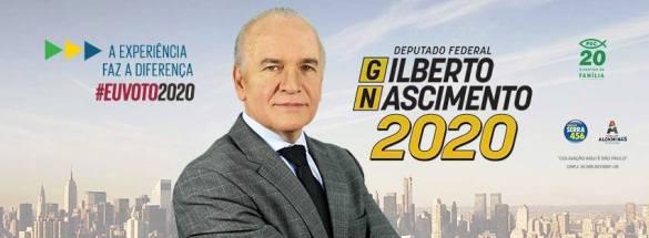 Resultado de imagem para Gilberto Nascimento