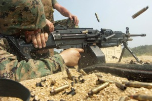 na terra na guerra no campo de batalha