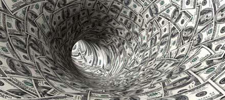 notas-dolar-tunel-défcit